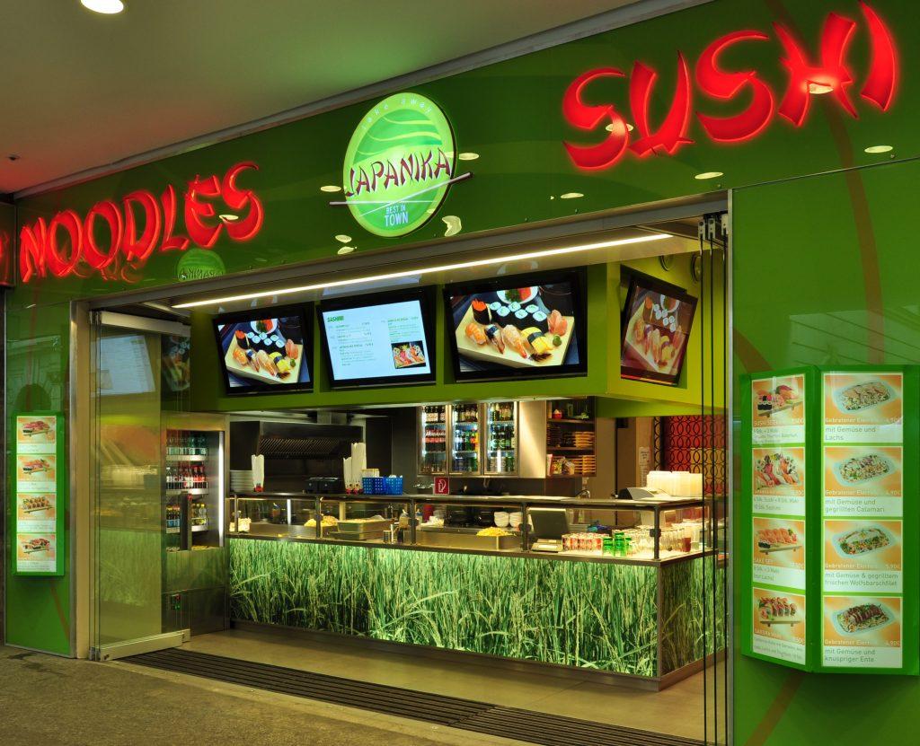 Japanika - Sushi & Noodles