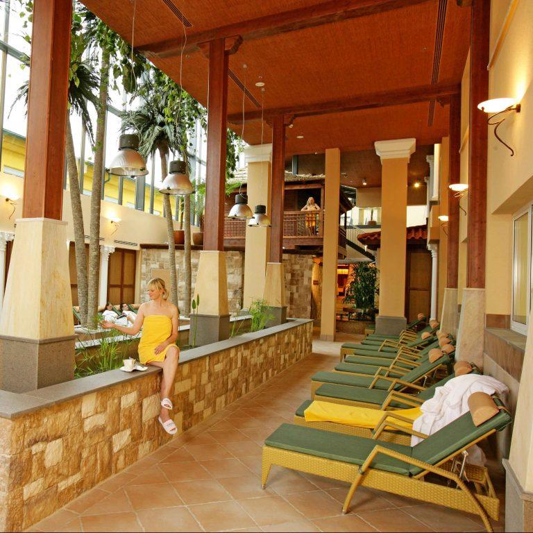 Palmenhaus – Hotel Paradiso