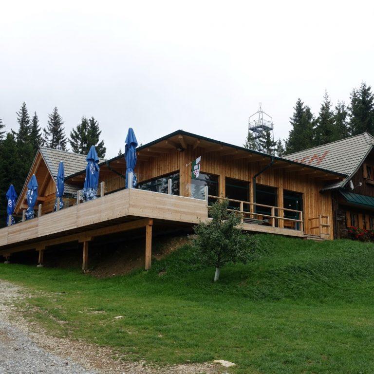 Wildwiesenhütte