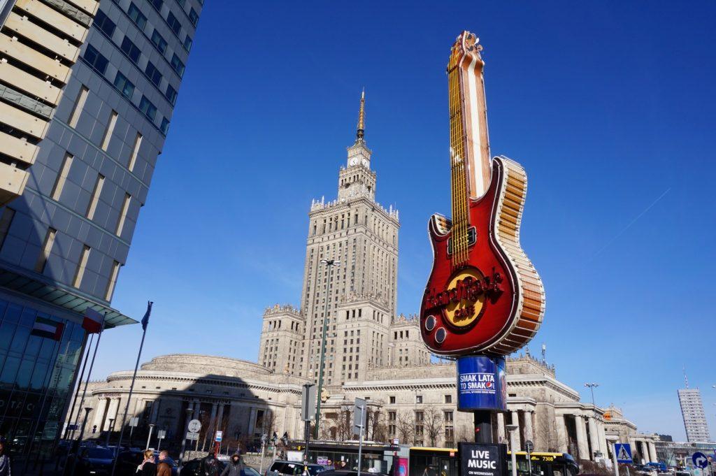Trendtour Warschau