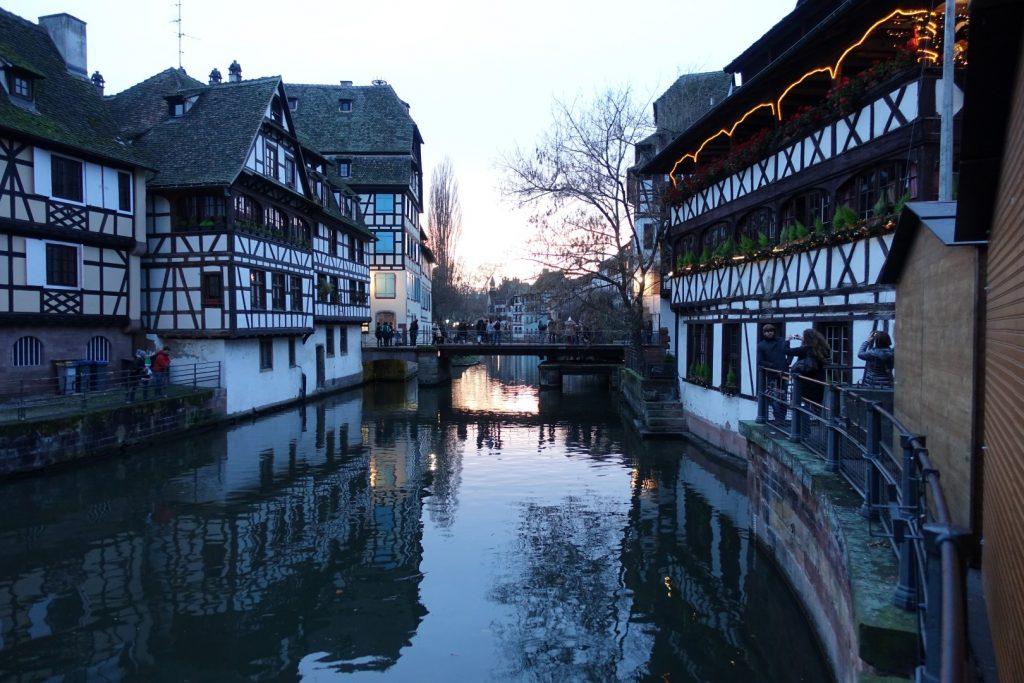 """Strasbourg - die """"Weihnachtshauptstadt"""" im Elsass"""