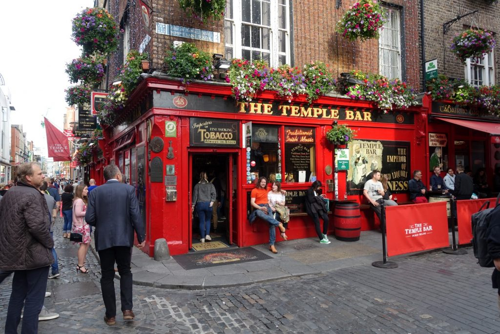 Gastro-Tour Dublin