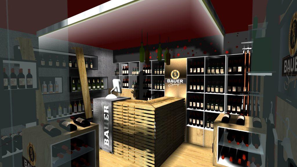 BAUER Shop am Grazer Flughafen