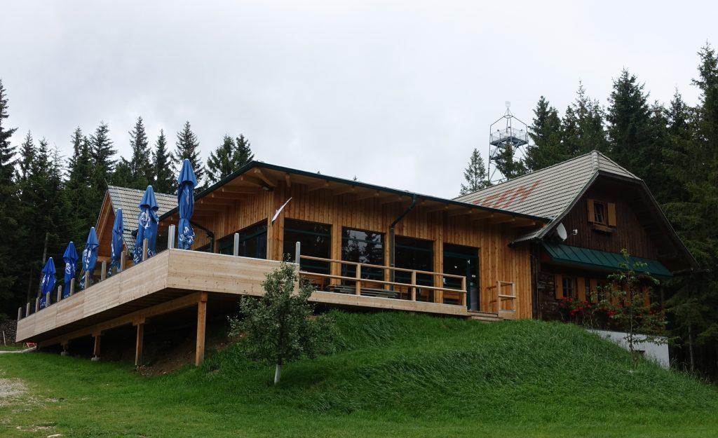 Presse-Bericht HGV-Praxis Wildwiesenhütte