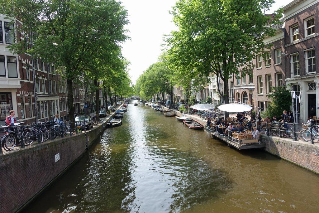 Kreativ, jung, vielseitig ....... Trendtour Amsterdam