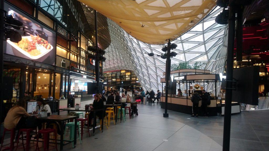 Essen & mehr auf höchster Ebene: Foodtopia Frankfurt/Main