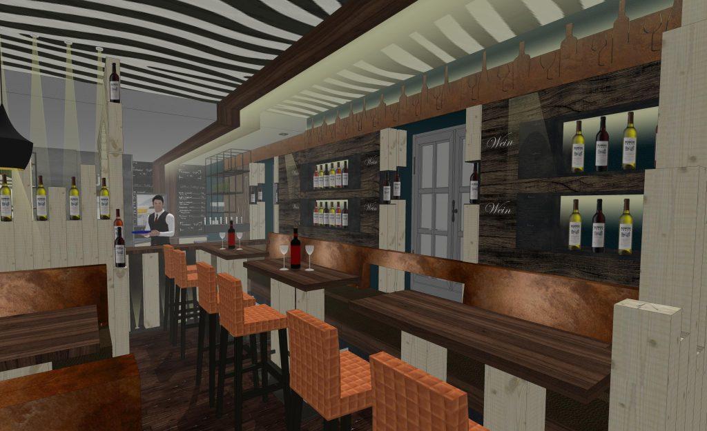 Krennmayer's Restaurant: Restart mit neuer Weinlounge