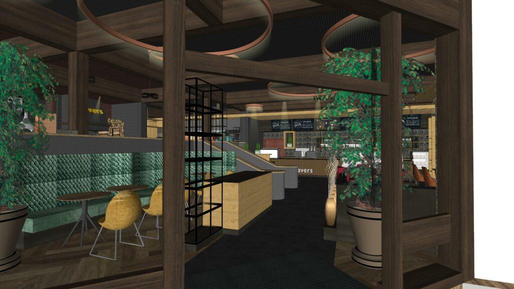 X'avers - das neue Café-Restaurant im Kurpark Bad Füssing